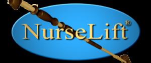 Master NurseLift Logo with Black Outline